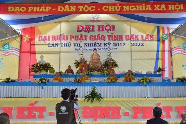 Đại hội Đại biểu Phật Giáo tỉnh Đăk Lăk lần thứ VII phiên trù bị