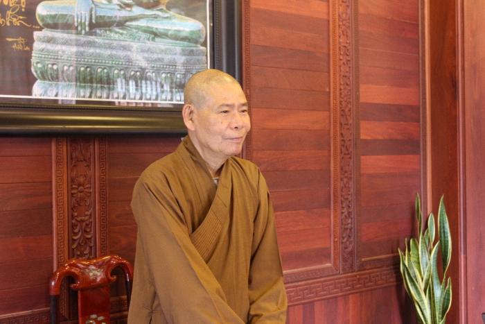 Thường trực Ban Trị Sự Phật Giáo tỉnh DakLak họp giao ban