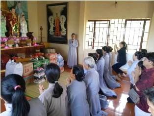 Từ Thiện Chùa Phước Bảo, xã Yangreh, Huyện Krông Bông