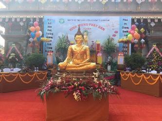 Đại Lễ Phật Đản Pl. 2559 - Dl 2015 GHPGVN huyện Cư Mgar Tại Chùa Hoa Nghiêm