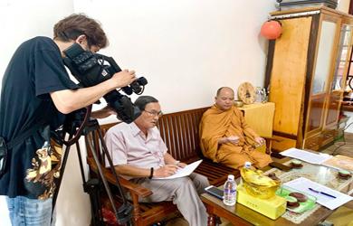 Đài Truyền hình An Viên công tác tại Đắk Lắk