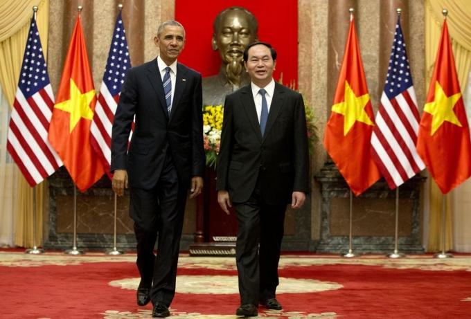 Nghe ông Obama nói chuyện nhớ về Thiền sư Thích Nhất Hạnh