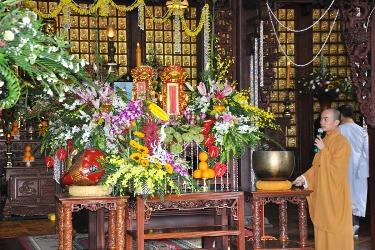 Lễ Tưởng Niệm Húy Nhật Lần Thứ 22 Cố Hòa Thượng Thích Quang Huy