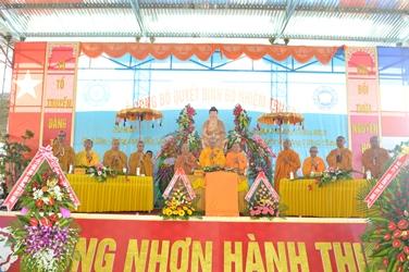 Lễ Bổ Nhiệm Trụ Trì NPĐ Thiện Minh-Xã Bình Hòa-Huyện Krông Ana