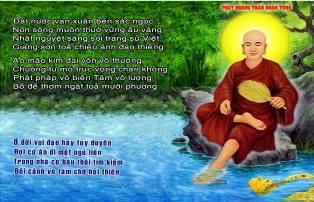 Qua Buổi Lễ Truyền Ngôi Cho Con Của Vua Trần Nhân Tông, Nghĩ Về Phái Thiền Nhập Thế