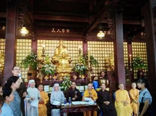 Ban Hoằng Pháp tỉnh Daklak tổ chức Hội thi Giáo lý mừng Phật đản  PL 2561 – DL2017.