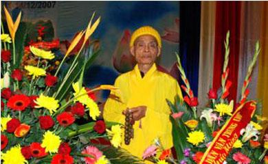 Thư chúc Tết Xuân MẬU TUẤT của Đức Pháp Chủ Giáo Hội Phật Giáo Việt Nam