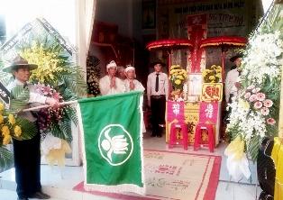 Lễ Truy Điệu Và Phúng Viếng Cố Huynh Trưởng Cấp Tín Tâm Dương – Nguyễn Thái Tích.