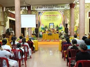 Lễ Tri Ân Giáo Thọ Sư Tại Tịnh Xá Ngọc Quang năm 2017