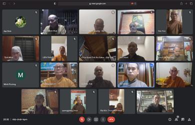 Đắk Lắk: Thống nhất thời điểm tổ chức Đại hội Đại biểu Phật giáo trực tuyến cho 4 huyện thị đầu tiên