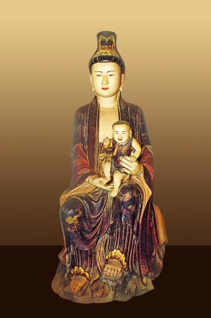 32 Bảo tượng Bồ Tát Quán Thế Âm ở chùa Việt Nam - Phần 2