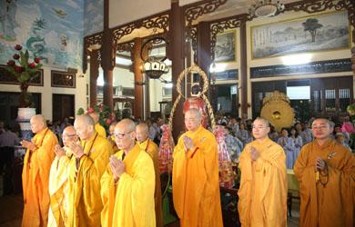 Lễ thọ cấp Tấn cho 150 huynh trưởng GĐPT VN năm 2018