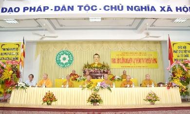Bế Mạc Khóa Bồi Dưỡng Nghiệp Vụ Thông Tin Truyền Thông Phật Giáo Toàn Quốc Năm 2016