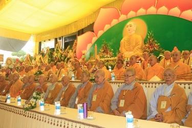 Phân Ban Ni giới GHPGVN tỉnh tổ chức Đại lễ Tưởng niệm Thánh Tổ Kiều Đàm Di.