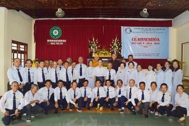 Lễ Khai Khóa năm Thứ nhất Bậc Lực V 2016 - 2020 Đơn Vị GĐPT DakLak