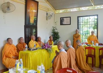 Lễ An Vị Tôn Tượng Bồ Tát Quan Thế Âm Tại Thiền Viện Trúc Lâm Nguyên Minh. Tp Buôn Ma Thuột.