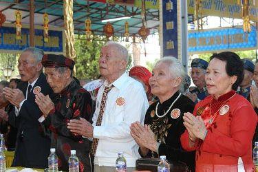 Chùa Sắc Tứ Khải Đoan: Lễ Mừng Thọ 200 Phật Tử Lão Thành