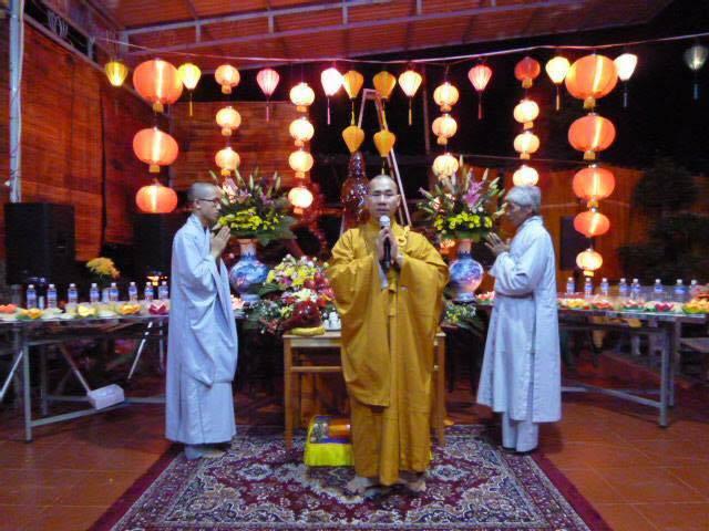 Chùa Phước Vân tổ chức kỷ niệm ngày Khánh Đản vía Đức Quán Thế Âm