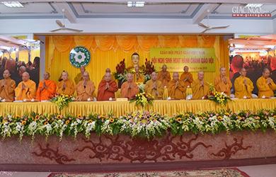 TƯGH khai mạc Hội nghị sinh hoạt hành chánh  năm 2018