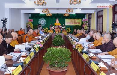 TP.HCM: Hội nghị Ban Thường trực HĐTS GHPGVN