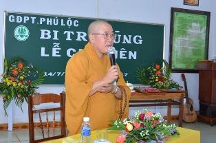 Lễ Chu Niên GĐPT Phú Lộc – Krông Năng