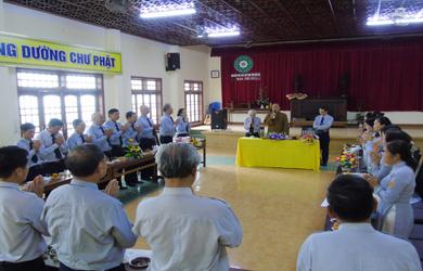 BHD Phân ban GĐPT họp mặt đầu xuân