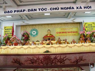Sinh Hoạt Giáo Hội PG 2016