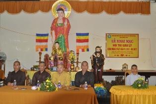 Phật Giáo huyện Krông Bông Tổ Chức Hội Thi Phật Pháp Lần Thứ I Chào Mừng Phật Đản PL2561 – dl 2017