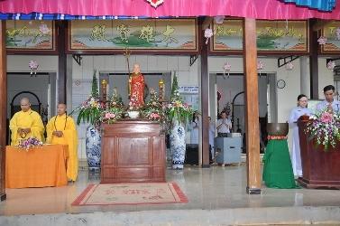 Đại Lễ Vu Lan Báo Hiếu  PL 2560 - DL 2016 Tại Chùa Từ Quang Xã Cư E Wi Huyện Cư Kuin