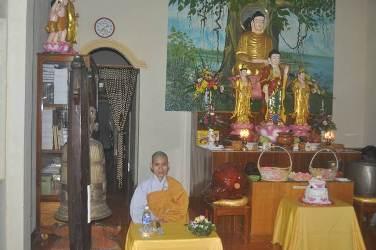 NPĐ Phước Bảo – xã Yang Reh -  NPĐ Phước Thiện Xã Hoà Sơn Huyện Krông Bông Tổ Chức Lễ Vu Lan Mùa Báo Hiếu