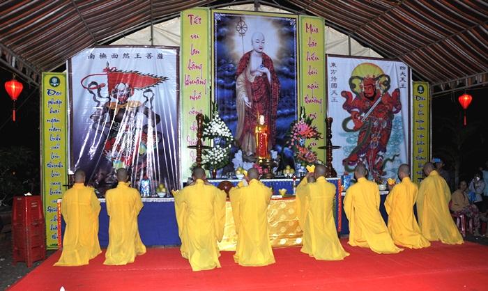 Lễ Vu Lan Báo Hiếu Chùa Kim Quang – Huyện Krông Năng