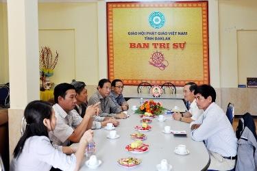 Ban Thông Tin Truyền Thông Giáo Hội Phật Giáo Tỉnh Dak Lak Tổng kết 6 Tháng Đầu Năm 2016