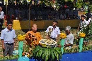 Các Chùa Và Niệm Phật Đường Tại Huyện Krông Bông Tổ Chức Đại Lễ Mừng Phật Đản  PL:2561 – dl 2017