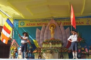 Phật Giáo Huyện Krông Bông Tổ Chức  Đại Lễ Phật Đản PL 2561 – DL 2017