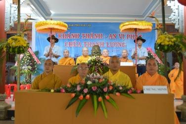 Đại Lễ Khánh thành – An Vị Phật Chùa Thanh Lương   Thị xã Buôn Hồ