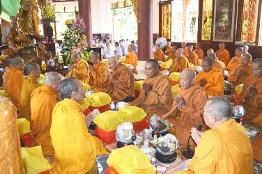 Lễ Tưởng Niệm Húy Nhật Cố Ni Trưởng Thích Nữ Hoa Liên Lần Thứ 7  Nguyên Trưởng Ban Từ Thiện Xã Hội Phật Giáo Tỉnh DakLak