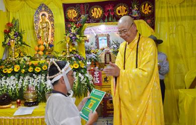 Lễ Truy Thăng phúng viếng cố Huynh trưởng cấp Dũng Chúc Tịch – Hoàng Văn Hiếu