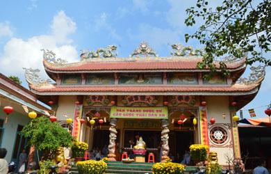 Ngày rằm tháng giêng cầu an truyền thống Phật giáo