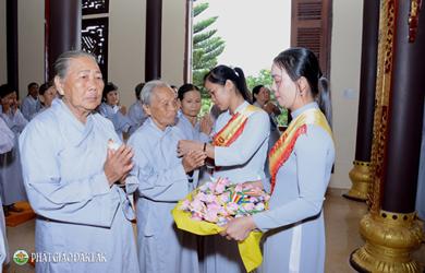 Chùa An Hòa long trọng tổ chức Lễ Vu Lan PL 2562