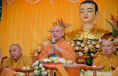 Ban Hướng dẫn Phật tử T.Ư tổng kết Phật sự năm 2018