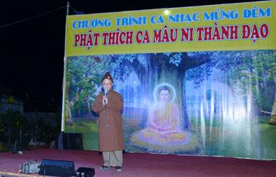 NPĐ An Tâm tổ chức đêm văn nghệ mừng Phật Thành đạo