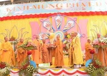 Kính Mừng Đại Lễ Phật Đản Tại Chùa An Lạc TX Buôn Hồ