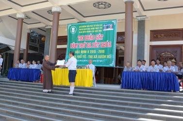Đắk Lắk: Kỳ thi Kết Khóa Bậc Định khóa V 2016 -2018