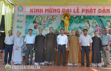 Một số hoạt động tiêu biểu mừng Phật đản tại Huyện KrôngBông PL2562-DL 2018