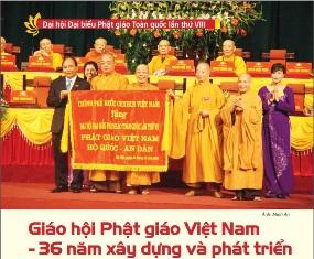 Giáo Hội Phật Giáo Việt Nam – 36 Năm Xây Dựng Và Phát Triển
