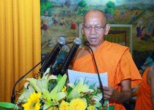 Tham luận Của Phật Giáo Nam Tông Khmer