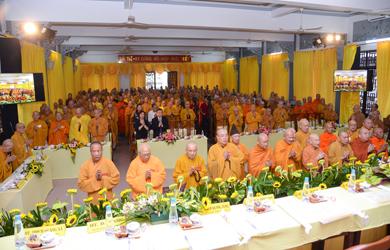 Hội nghị lần thứ 4 – khoá VIII Trung ương Giáo hội Phật giáo Việt Nam