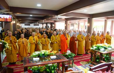 Ban Văn Hóa Trung Ương: Hội nghị Tổng kết Công tác Phật sự năm 2019 và phương hướng hoạt động năm 2020