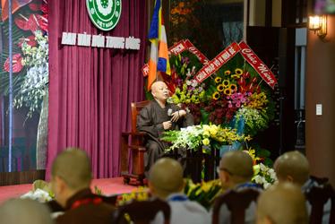 """""""Văn hoá nghi lễ Phật giáo"""" cần có nghệ thuật, khoa học và hợp thời"""