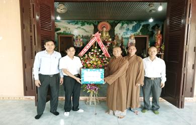 EaSup: Cơ quan Chính Quyền chúc mừng Phật đản PL 5264 -2020